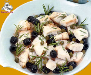 Bocconcini di pesce spada alla siciliana