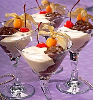 dessert alle 2 creme