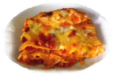 Lasagna al forno – Cucina ricette